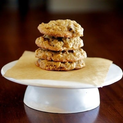 Chocolate Chip Cookies with Pumpkin