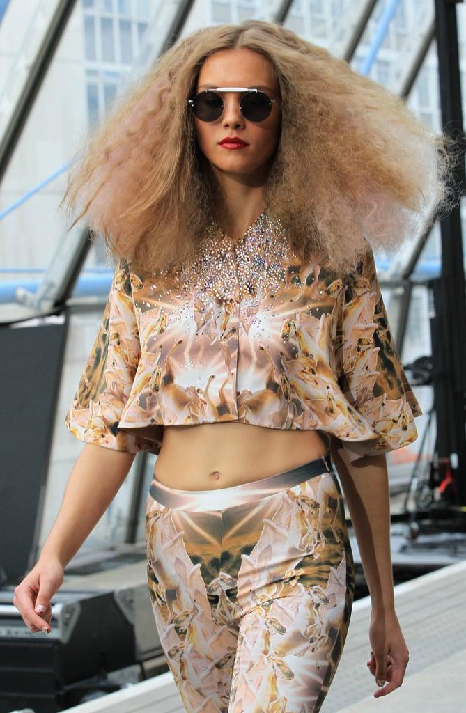 2011 Spring London Fashion Week: Topshop Unique