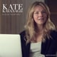 Here's Eloise Mumford as Ana's BFF Kate Kavanagh.