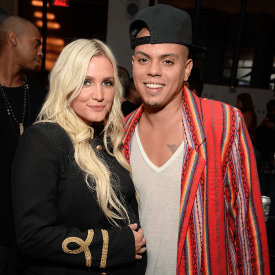 Ashlee Simpson and Evan Ross Welcome a Baby Girl!