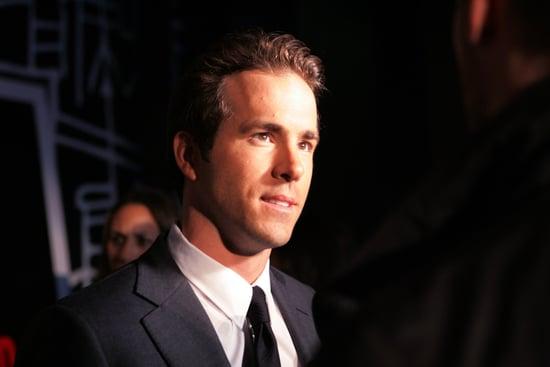 Ryan Reynolds Is People's Sexiest Man Alive 2010-11-17 09:35:31