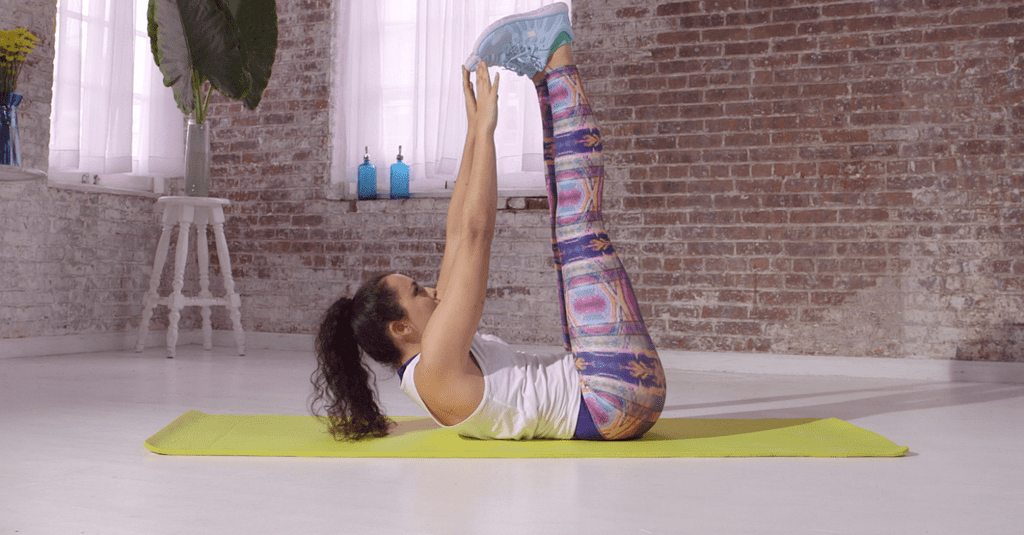 A 5-Move 5-Minute Workout To Target Your Entire Body