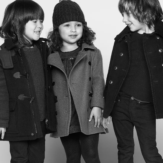 Burberry Fall 2013 Kids Campaign