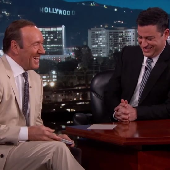 "Kevin Spacey Doesn't Know What ""on Fleek"" Means"