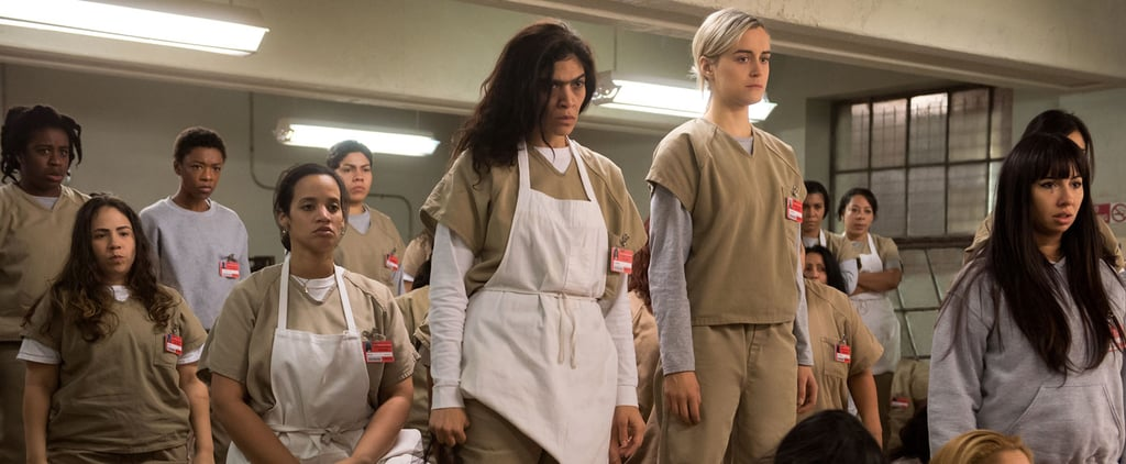 New Photos From Orange Is the New Black's Season 4 Reveal the Fates of Alex and Piper