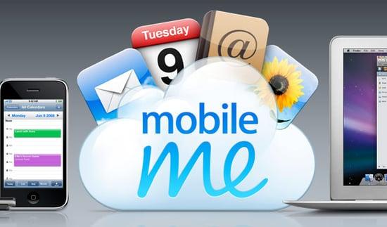 Apple's MobileMe Syncing Program
