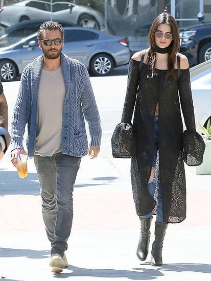 Kendall Jenner Has Friendly Run-In with Scott Disick and Takes Over the DJ Booth at Coachella Party