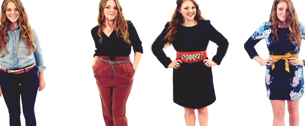 7 Ways to Wear a Belt