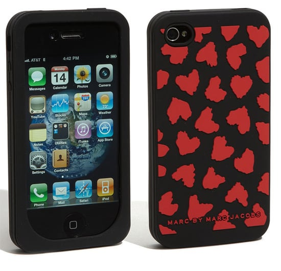Marc by Marc Jacobs iPhone 4 Cases
