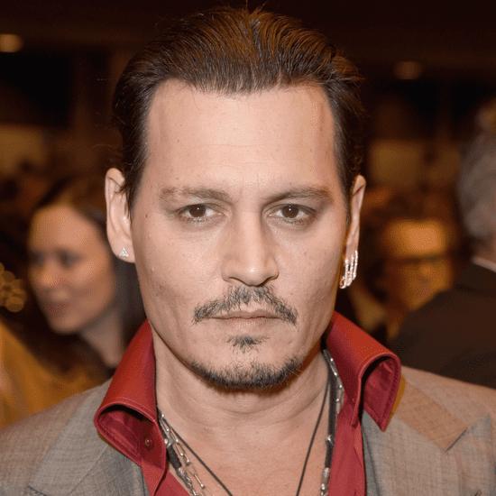 Johnny Depp Talks About Daughter's Modeling Career