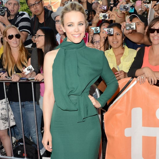 Rachel McAdams To the Wonder TIFF Premiere Pictures