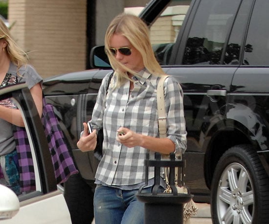 Photo of Kate Bosworth Shopping at Barneys in LA