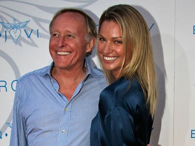 Former Project Runway Australia Host Kristy Hinze is Pregnant, Expecting First Child With Jim Clark