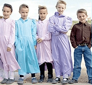People Checks In With Polygamous Ranch Children Year Later