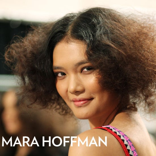 Mara Hoffman Fall 2012 Beauty Look
