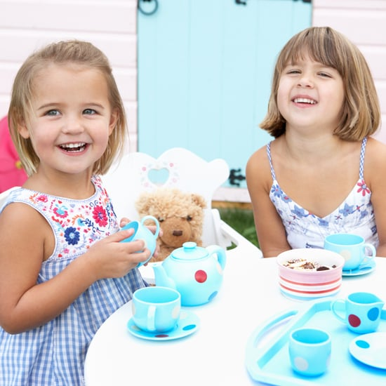 How to Throw a Children's Tea Party