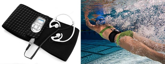 iPod Swimbelts: Pricey, But Ready for Water and Wear