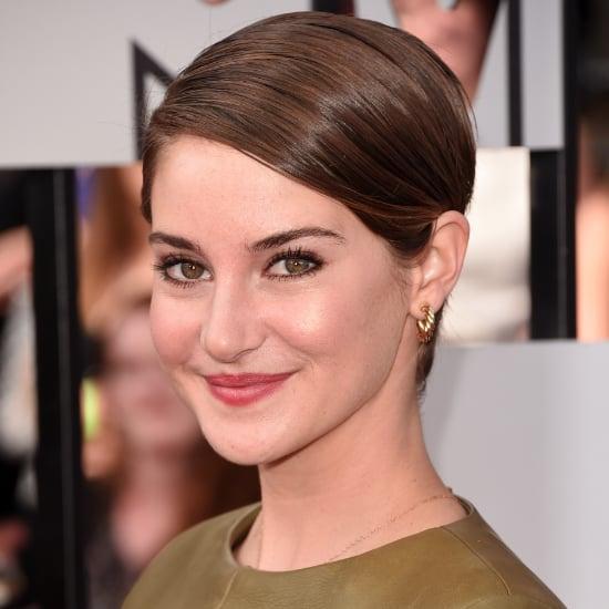 Shailene Woodley Hair and Makeup at MTV Movie Awards 2014