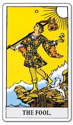 More on Tarot Cards