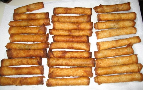 Reader's Recipe: Lumpia