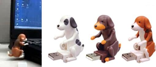 The USB Humping Dog