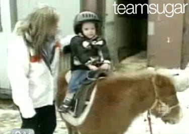 Boy With Cerebral Palsy May Be Forced to Give Up His Pony