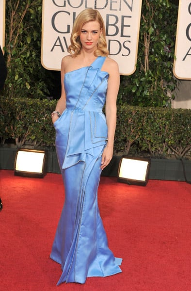January Jones, Versace