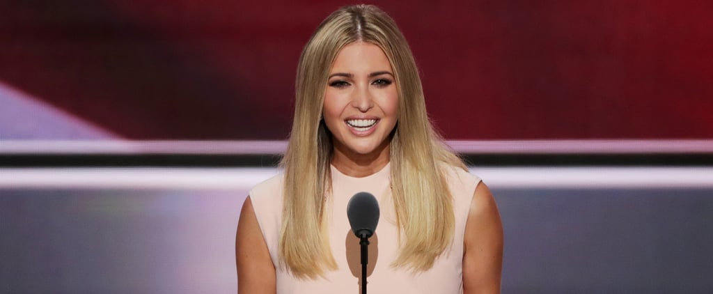Ivanka Trump Just Made an Unexpected Admission During Her RNC Speech