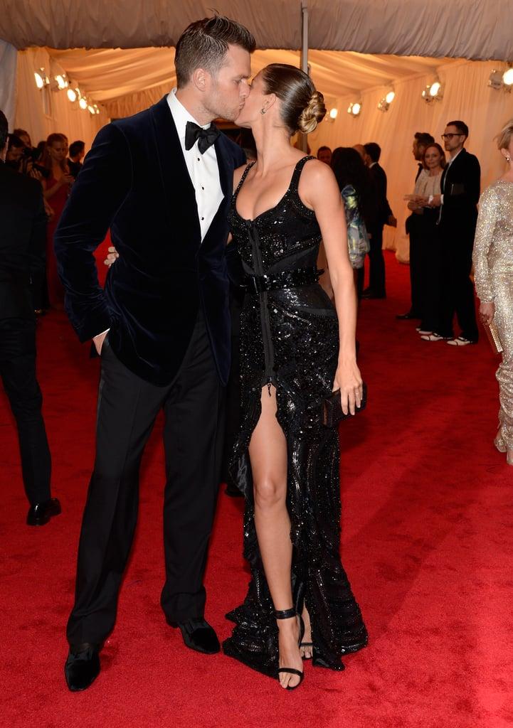 Tom Brady and Gisele Bündchen — 2012