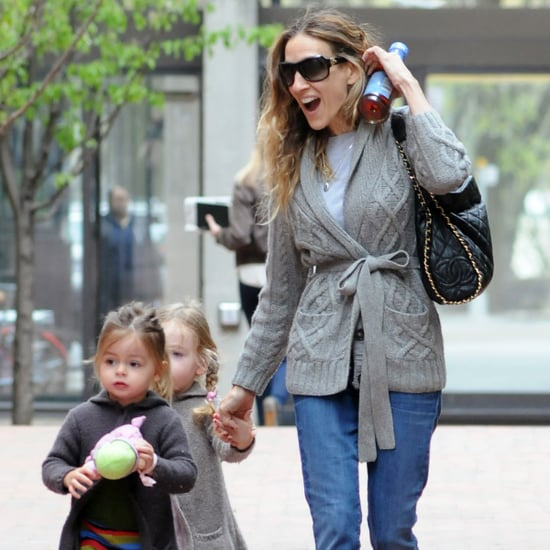 Sarah Jessica Parker Considering a Move to Brooklyn Pictures