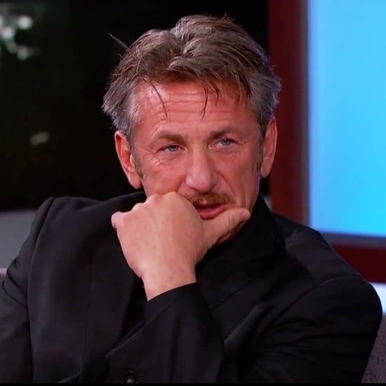 Sean Penn Talks About The Bachelor With Jimmy Kimmel