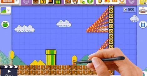 Game Review: 'Super Mario Maker' Is A DIY Triumph
