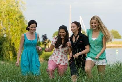 Sisterhood Style: Lena, Carmen, Tibby, Bridget