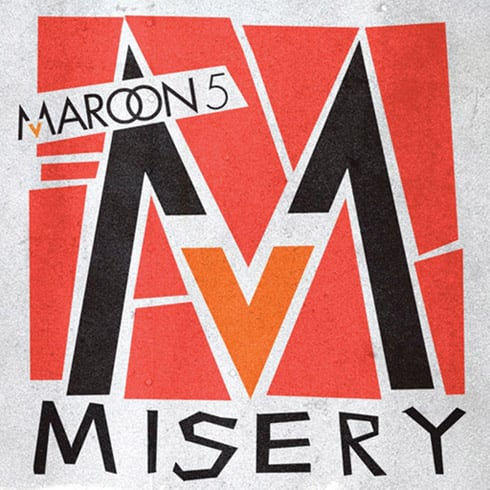 """Listen to Maroon 5 Song """"Misery"""" From Upcoming Album"""