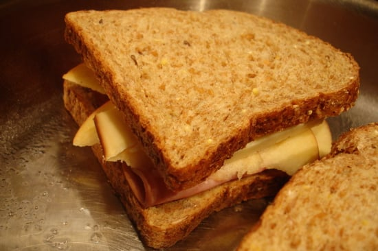 Fall Gouda-ness Grilled Cheese