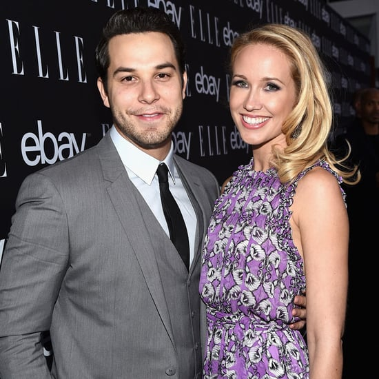 Anna Camp Gives Skylar Astin an Engagement Ring