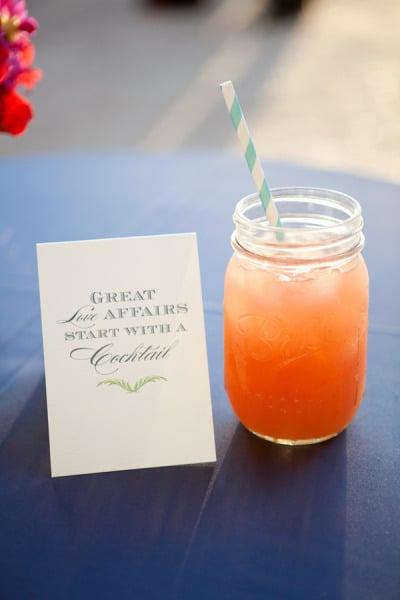 Signature Cocktail Tasting