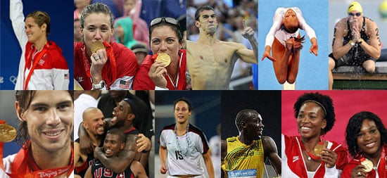 What's Your Favorite 2008 Olympics Moment?