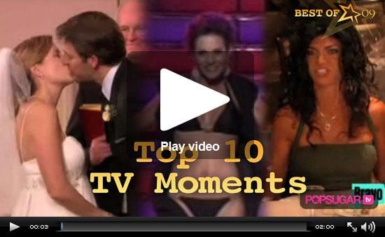 Best of 2009: Top 10 Biggest TV Moments!