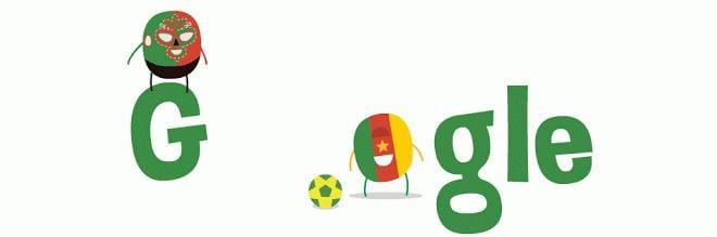 Mexico vs. Cameroon
