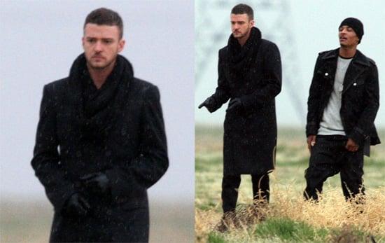 Justin Timberlake and TI in London