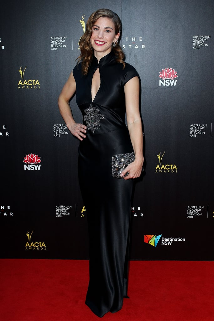 Brooke Satchwell attended the AACTA Awards.