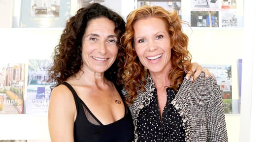 'Teen Witch' Costars Robyn Lively and Mandy Ingber Reunite: Photo