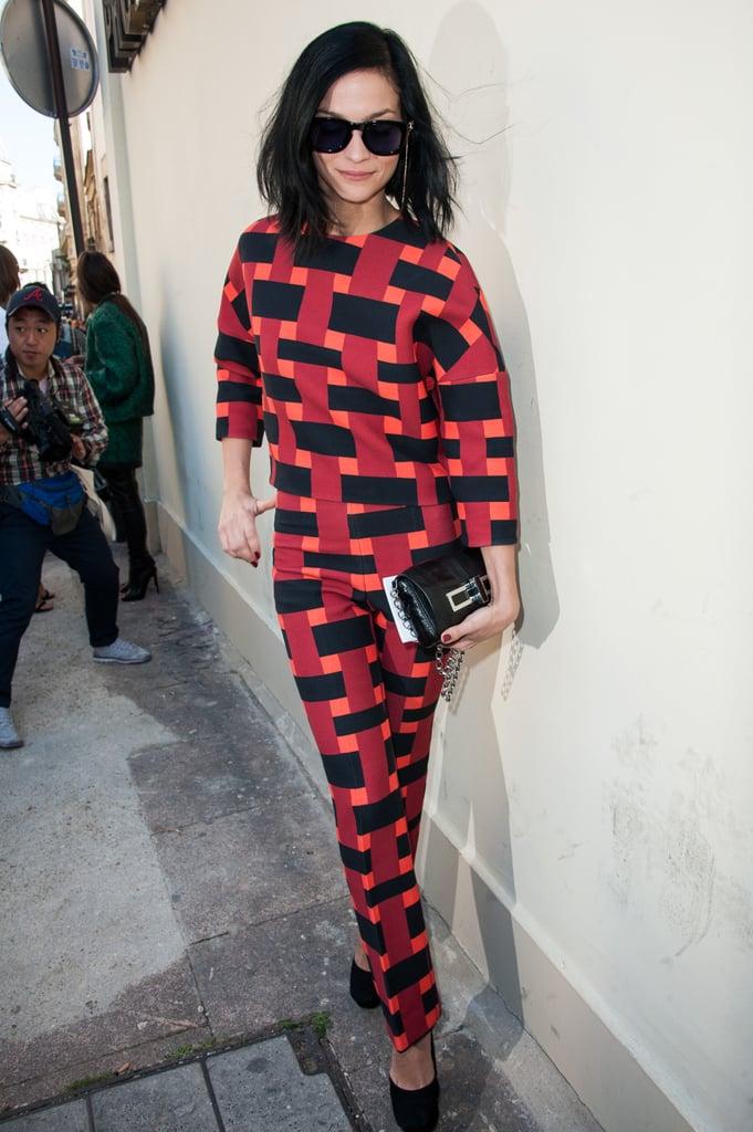 Paris Fashion Week Spring 2013