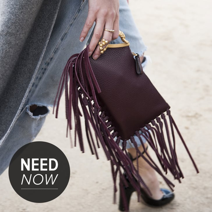 Fringe Shoes and Bags
