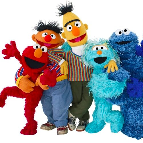 Which Sesame Street Character Are You?