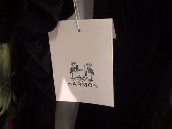 In The Showroom: Harmon Spring 2009