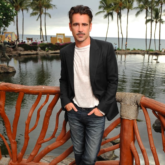 Colin Farrell Talks About Being a Father