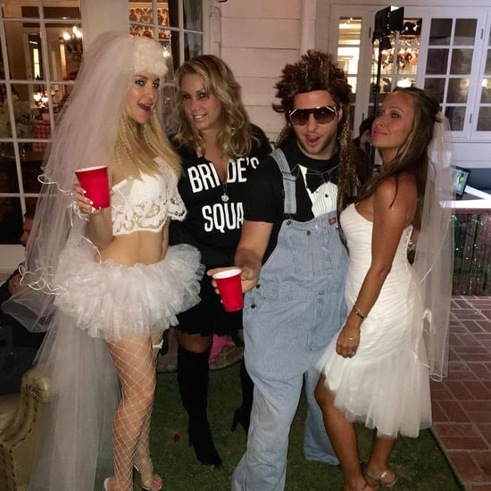 Kate Hudson's Hot Mess Wedding Birthday Party Style