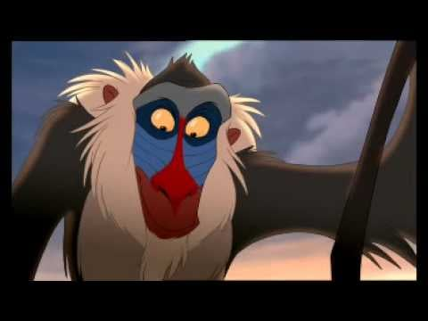 """""""Circle of Life,"""" The Lion King"""